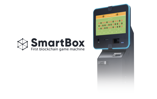 SmartPlay to introduce a blockchain casino game terminal