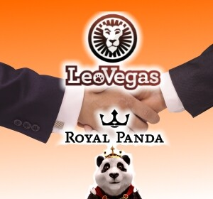 LeoVegas acquires Royal Panda online casino