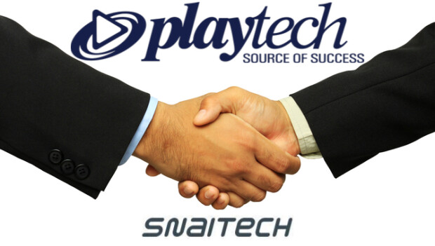 Playtexh acquires Snaitech