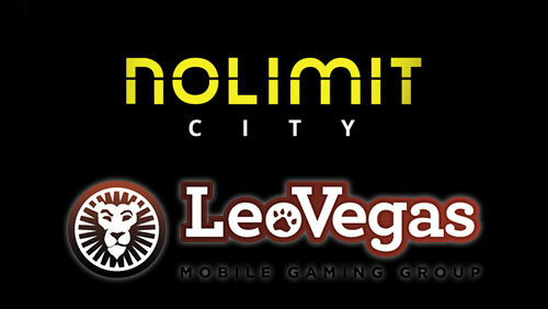 The award-winning LeoVegas.com welcomes Nolimit City