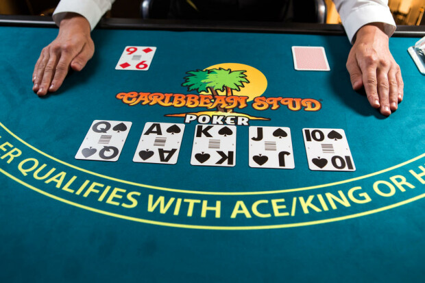 Best strategy for caribbean stud poker best payout casinos in oklahoma