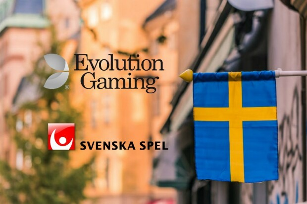 Evolution and Svenska Spel agrees partnership