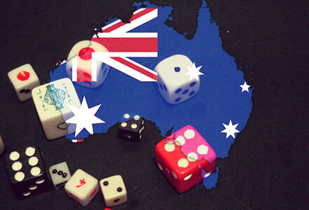 Australian online casino party about to end
