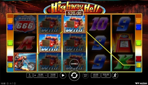 Wazdan Launches New Title 'Highway to Hell Deluxe