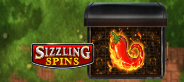 Play'n GO announces new Sizzling Spins slot game