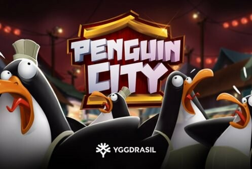 Yggdrasil unveils new Penguin City slot