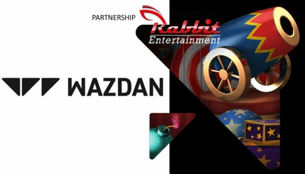 Wazdan agrees online slots supply deal with Rabbit Ent