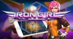 Play'n GO introduces new Iron Girl slot game