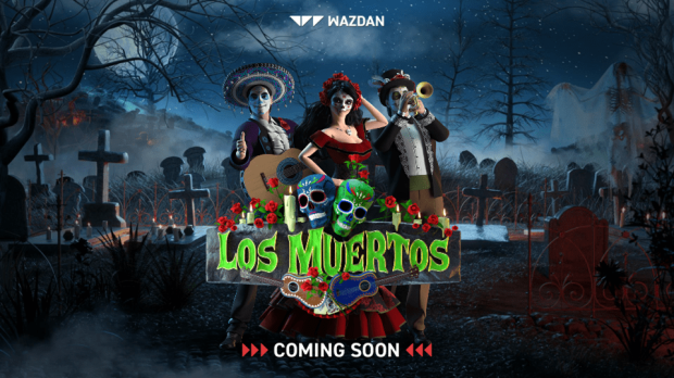Los Muertos Slot Launched by Wazdan