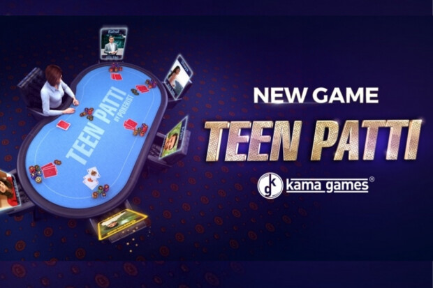 """Teen Patti"" Released by KamaGames in India"