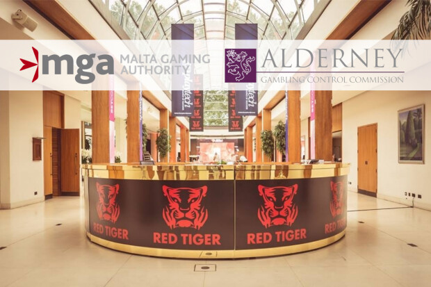 Alderney and Malta Licenses Awarded to Red Tiger Gaming