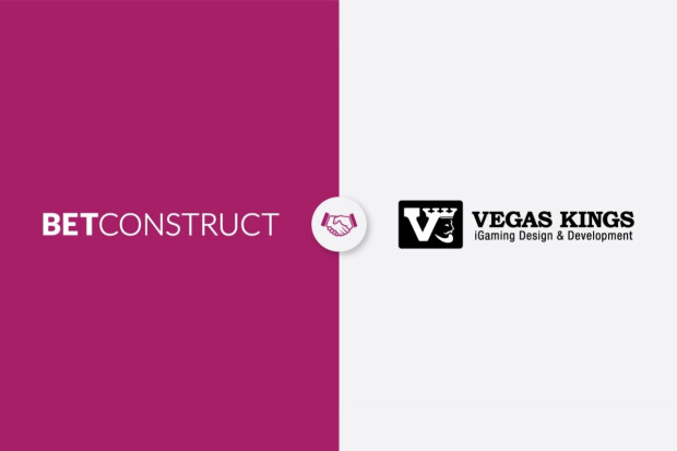 BetConstruct Assists Vegas Kings with New Video Slots