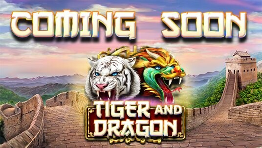 New Tiger and Dragon Slot Announced by Red Rake Gaming