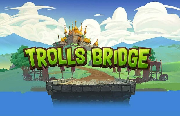 """Trolls Bridge"" Slot Game from Yggdrasil Now Available"
