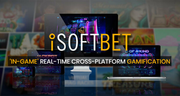iSoftBet to appear at ICE 2019