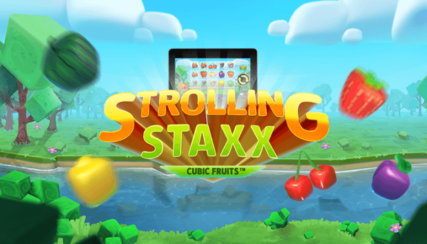 """Strolling Staxx"" – NetEnt's Latest Staxx Series Slot – Announced with Details"
