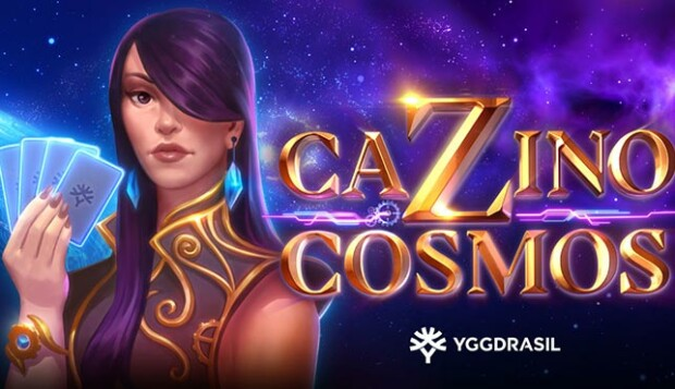 """Cazino Cosmos"" Slot from Yggdrasil Gaming Goes Live"